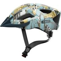 Abus Aduro 2.0 Kask rowerowy miejski blue palm