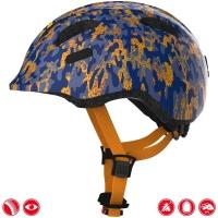 Abus Smiley 2.0 Kask rowerowy dziecięcy camou blue
