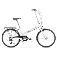 Romet Jubilat 1 Rower miejski 28 biały 2020