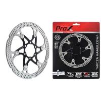 ProX Rotor Tarcza hamulcowa srebrno czarna