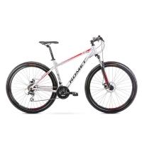 Romet Rambler R9.1 Rower MTB Hardtail 29 srebrny 2020