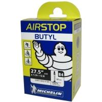 "Michelin B4 Airstop 27.5"" 650B x 1.9/2.6 AV 34mm Dętka Antyprzebiciowa"