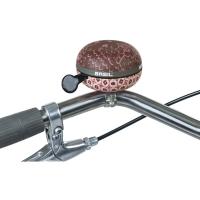 Basil Boheme Bicycle Bell Dzwonek rowerowy czerwony