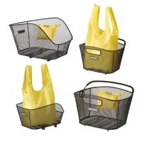 Basil Keep Shopper Torba na zakupy żółta
