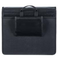 Basil Urban Load Messenger Bag Torba rowerowa czarna 17L