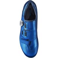 Shimano SH RC500 RC5 Boa L6 Buty rowerowe szosowe SPD SL niebieskie