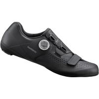Shimano SH RC500 RC5 Boa L6 Buty rowerowe szosowe SPD SL czarne