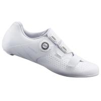 Shimano SH RC500 RC5 Boa L6 Buty rowerowe szosowe damskie SPD SL białe