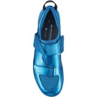 Shimano SH TR901 TR9 Buty rowerowe triathlonowe niebieskie