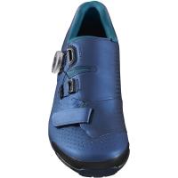 Shimano SH XC501 XC5 Buty rowerowe SPD niebieskie