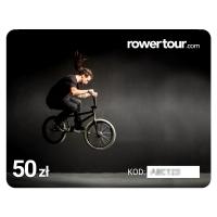 e-karta podarunkowa z wizerunkiem roweru BMX