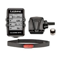 Lezyne Macro GPS HRSC Loaded Licznik rowerowy