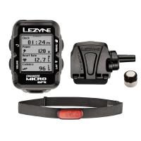 Lezyne Micro GPS HRSC Loaded Licznik rowerowy