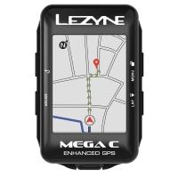 Lezyne Mega C GPS Licznik rowerowy