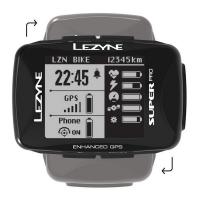 Lezyne Super Pro GPS HRSC Loaded Licznik rowerowy