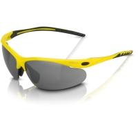 XLC SG C13 Palma okulary sportowe żółte