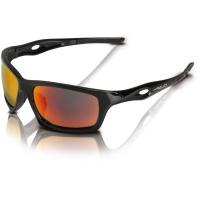 XLC SG C16 Kingston okulary sportowe czarno brązowe