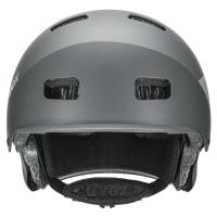 Uvex HLMT 5 Bike Pro Kask grey mat