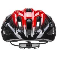 Uvex Race 7 Kask szosowy black red