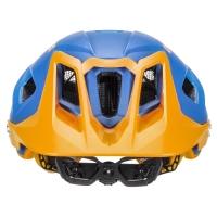 Uvex Quatro Integrale Kask enduro blue energy mat