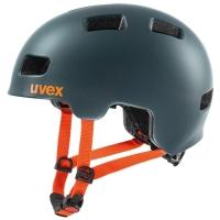 Uvex HLMT 4 CC Kask dziecięcy petrol mat