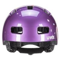 Uvex HLMT 4 Kask dziecięcy purple donut