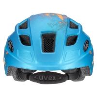 Uvex Finale Junior CC Kask dziecięcy petrol robot mat