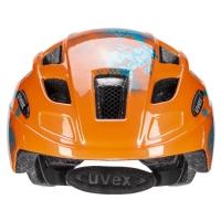 Uvex Finale Junior Kask dziecięcy orange robot