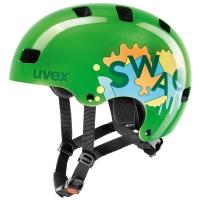 Uvex Kid 3 Kask dziecięcy green