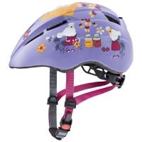 Uvex Kid 2 CC Kask dziecięcy lilac mouse mat