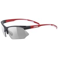 Uvex Sportstyle 802 V Okulary sportowe blue grey