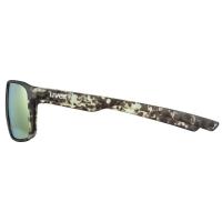 Uvex LGL 33 Pola Okulary przeciwsłoneczne havanna mat