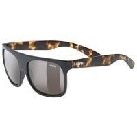 Uvex Sportstyle 511 Okulary dla dzieci black havanna mat