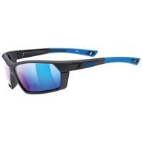 Uvex Sportstyle 225 Pola Okulary sportowe black blue mat