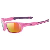 Uvex Sportstyle 507 Okulary dla dzieci pink purple