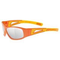 Uvex Sportstyle 509 Okulary dla dzieci orange yellow