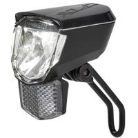 XLC CL D08 Sirius D45 Lampka rowerowa przednia LED 45 lux dynamo