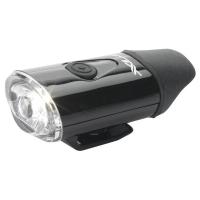 XLC CL F20 Lampka rowerowa LED na kask na baterię