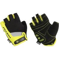 Accent Draft Rękawiczki czarno żółte fluo