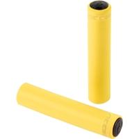 Accent Silicon Chwyty kierownicy 130mm żółte