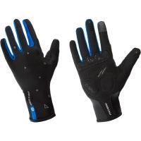 Accent Blade Rękawiczki z długimi palcami czarno niebieskie