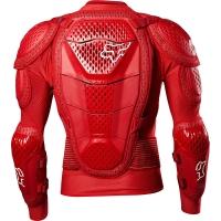 Fox Koszulka z ochraniaczami Titan Sport Flame Red