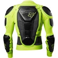 Fox Koszulka z ochraniaczami Titan Sport Flo Yellow