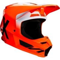 Fox Kask V-1 Werd Flo Orange