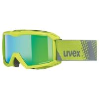 Uvex Flizz FM Gogle narciarskie junior dziecięce lime
