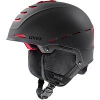 Uvex Legend Pro Kask narciarski snowboard all black mat