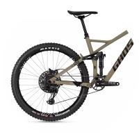 Ghost Slamr 4.7 Rower MTB Full suspension 27.5 Jet Black