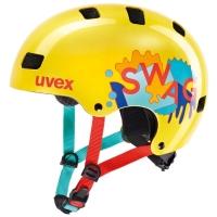 Uvex Kid 3 Kask dziecięcy yellow