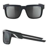 100% Type-S Okulary sportowe black mirror smoke