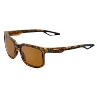 100% Centric Okulary sportowe havana mirror bronze